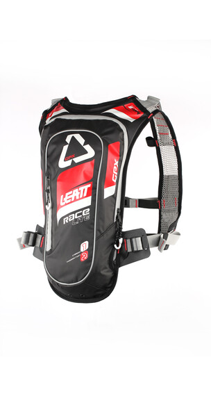 Leatt Brace HF 2.0 GPX Race Lite HF Hydration Pack black/red